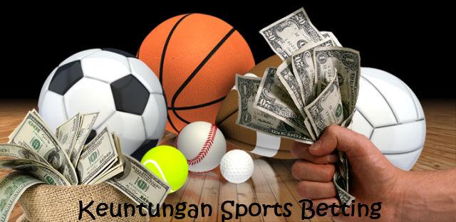 keuntungan sports betting