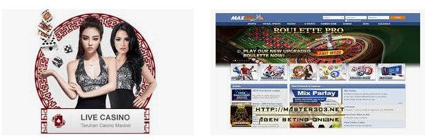 live kasino online maxbet