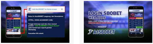 login aplikasi sbobet online